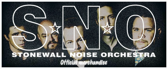 Stonewall Noise Orchestra Official Merchandise